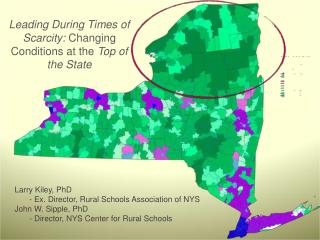 Leading During Times of Scarcity:  Changing Conditions at the  Top of the State