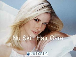 Nu Skin Hair Care