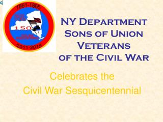 NY Department Sons of Union Veterans  of the Civil War
