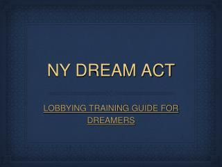 NY DREAM ACT