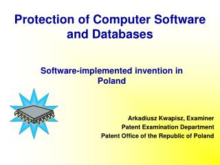 Protection of Computer Software and Databases
