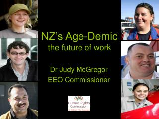 NZ's Age-Demic the future of work