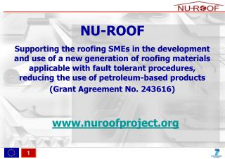 NU-ROOF