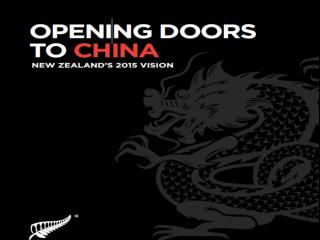 Opening Doors in China