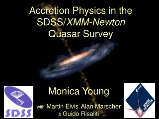 Accretion Physics in the  SDSS/ XMM-Newton Quasar Survey