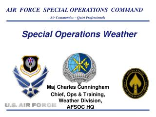 Special Operations Weather