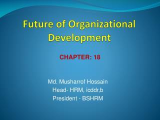 Future of Organizational Development
