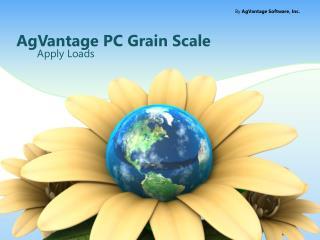AgVantage PC Grain Scale