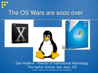 The OS Wars are sooo over