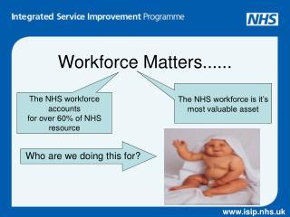 Workforce Matters......