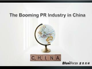 The Booming PR Industry in China