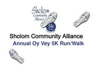 Sholom Community Alliance