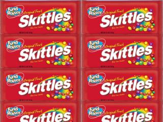How Many  S k i t t l e s  Are In a 2.17 Ounce Bag?