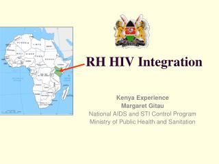 RH HIV Integration