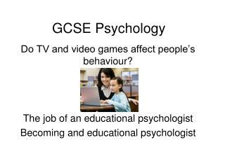 GCSE Psychology