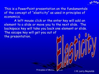 This is a PowerPoint presentation on the fundamentals