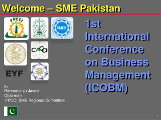 1st International Conference on Business Management (ICOBM)