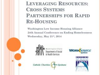 Leveraging Resources: Cross Systems Partnerships for Rapid Re-Housing