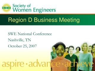 Region D Business Meeting