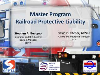 Master Program Railroad Protective Liability