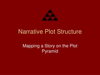 Narrative Plot Structure