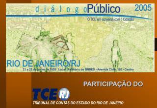 PARTICIPA��O DO