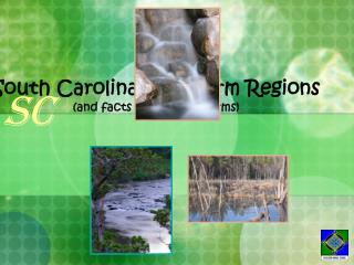 South Carolina Landform Regions (and facts about Landforms)
