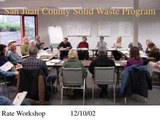 San Juan County Solid Waste Program