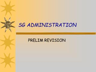 SG ADMINISTRATION