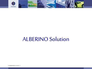 ALBERINO Solution