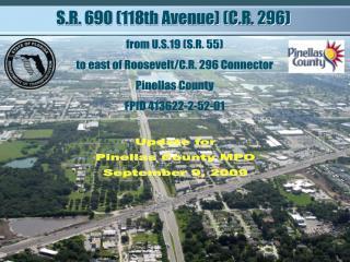S.R. 690 (118th Avenue) (C.R. 296)