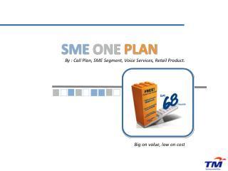SME  ONE  PLAN