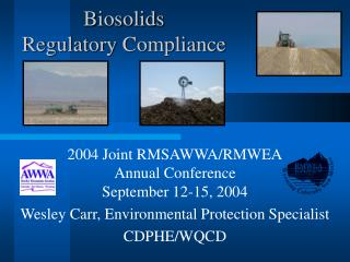 Biosolids Regulatory Compliance