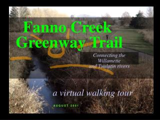 a virtual walking tour