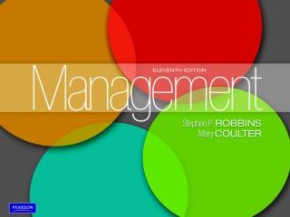 Chapter 9   Organizational Strategy