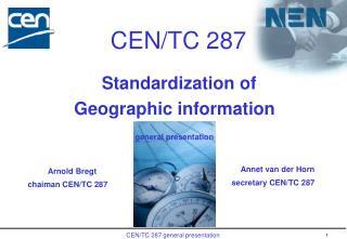 CEN/TC 287