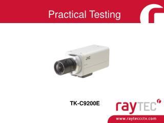 Practical Testing