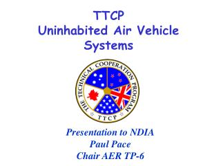 TTCP Uninhabited Air Vehicle Systems