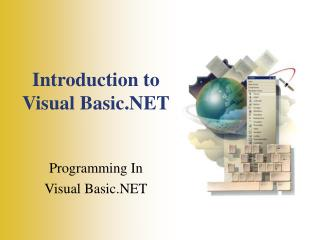 Introduction to Visual Basic.NET