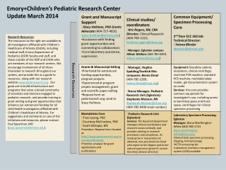 University of Rochester  Clinical and Translational  Science Institute  Overview