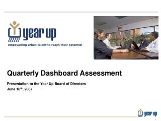 Quarterly Dashboard Assessment