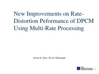 New Improvements on Rate-Distortion Peformance of DPCM Using Multi-Rate Processing
