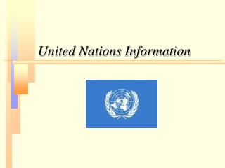 United Nations Information