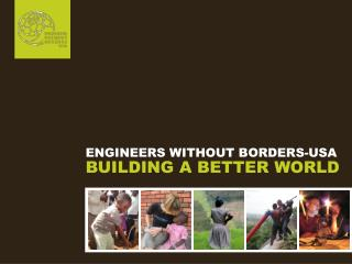 ENGINEERS WITHOUT BORDERS-USA
