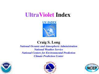 Ultra Violet  Index