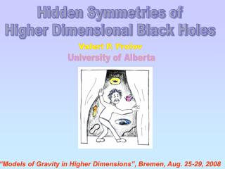 Hidden Symmetries of  Higher Dimensional Black Holes