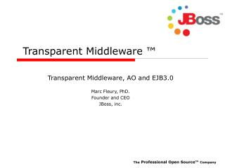 Transparent Middleware