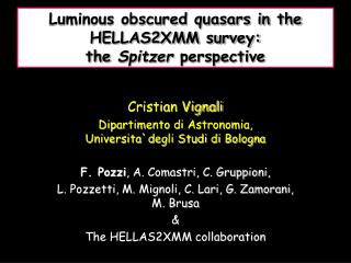 Luminous obscured quasars in the HELLAS2XMM survey:  the  Spitzer  perspective