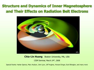 Structure and Dynamics of Inner Magnetosphere  and Their Effects on Radiation Belt Electrons