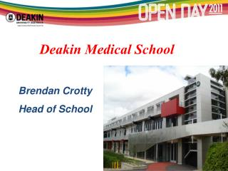 Deakin Medical School